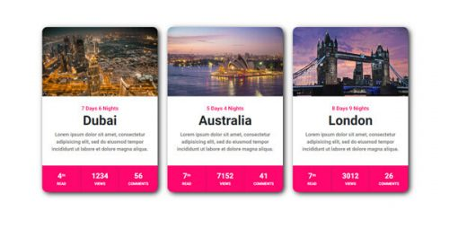 Travel Me – Travel Agent and Travelling Blog Widget