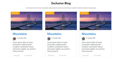 Blogger- blog widget for all multipurpose blogger