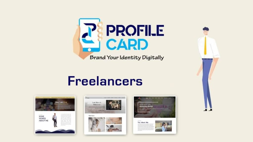 Profilecard for Freelancers