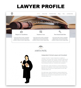 Lawyer Profile working P